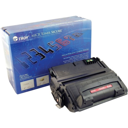 Troy MICR Toner Compatible with HP LaserJet 4250, 4350 Printers