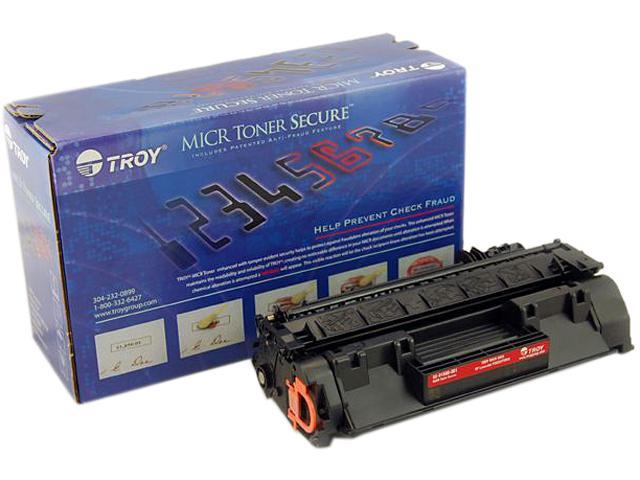 Troy MICR Toner Compatible with HP LaserJet P2035, P2055 Printer