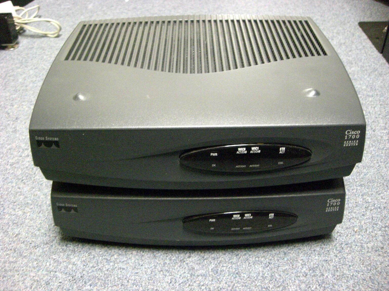 Cisco Routers cisco 1721