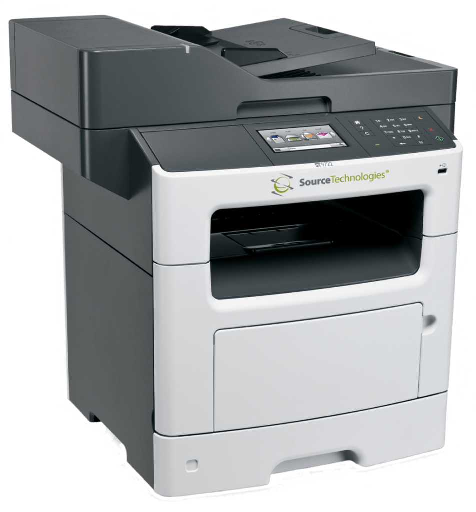 Source Technologies ST9722 MICR Multi-Function Printer