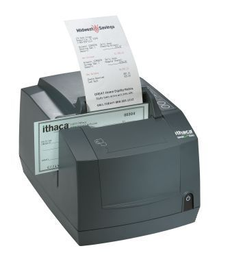 BANKjet 1500 Inkjet Receipt Printer and Validation Printer