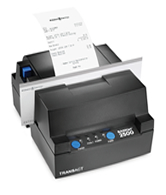 BANKjet 2500 Inkjet Teller Receipt Validation Banking Printer
