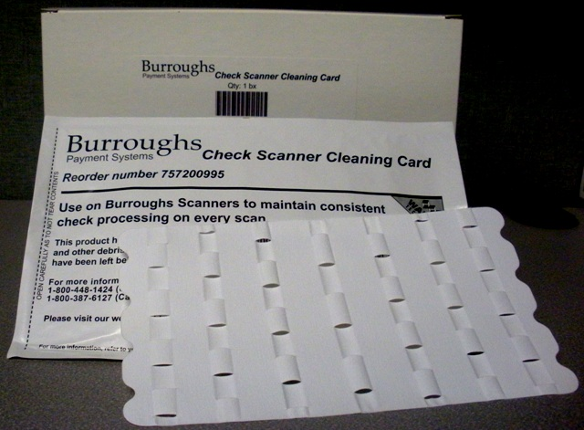SmartSource Waffle Technology Cleaning Card - 15/Pkg.