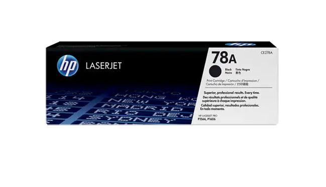 HP 78A Black LaserJet Toner for HP LaserJet P1606dn