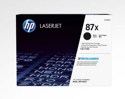 HP 87X High Yield Black LaserJet Toner for HP LaserJet M506
