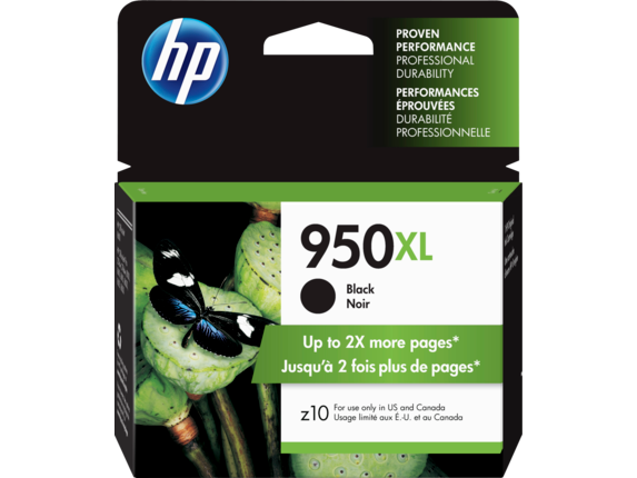 HP 950 High Yield Black Original Ink Cartridge