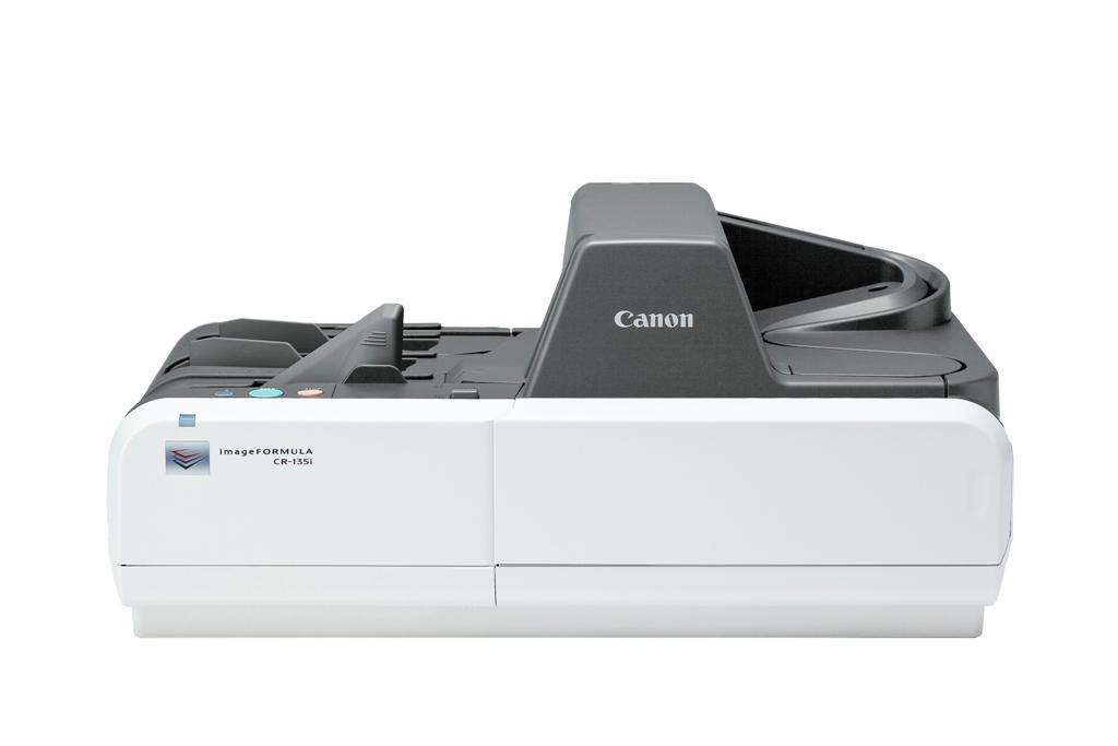 Canon imageFORMULA CR-135i High-Volume Check Transport