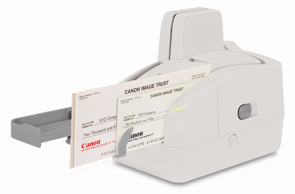 Canon imageFORMULA CR-25 Check Scanner *DISCONTINUED*