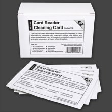 MICR/Check Reader Cleaning Card