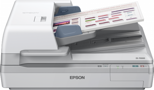 Epson WorkForce DS-70000 Large Format Color Document Scanner