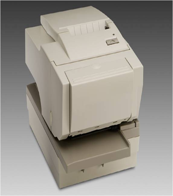 NCR RealPOS Multifunction Printer with Check Imaging