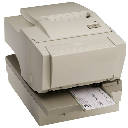 NCR RealPOS Two-Sided Printer