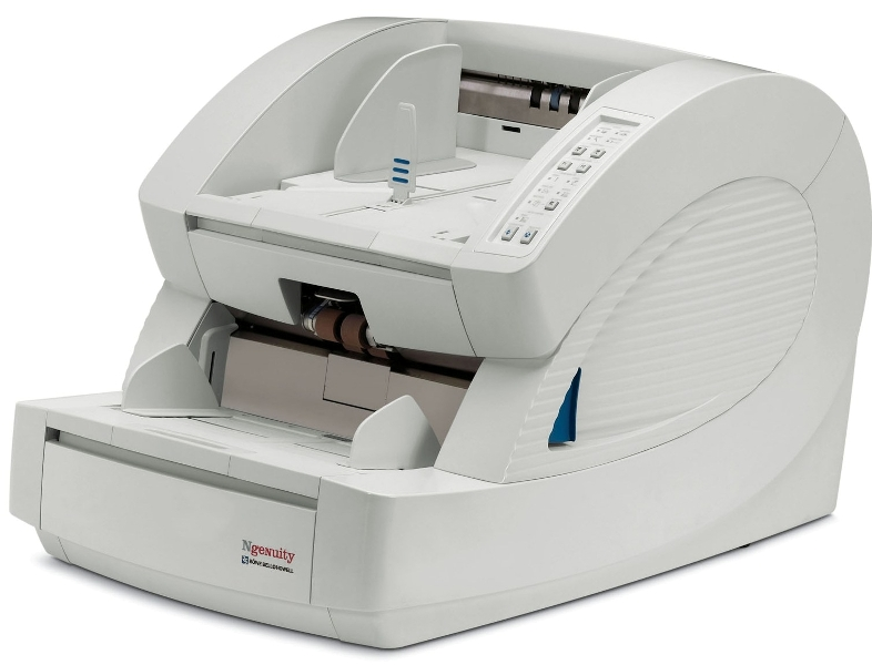 Ngenuity 9090DB - 90ppm Production Scanner