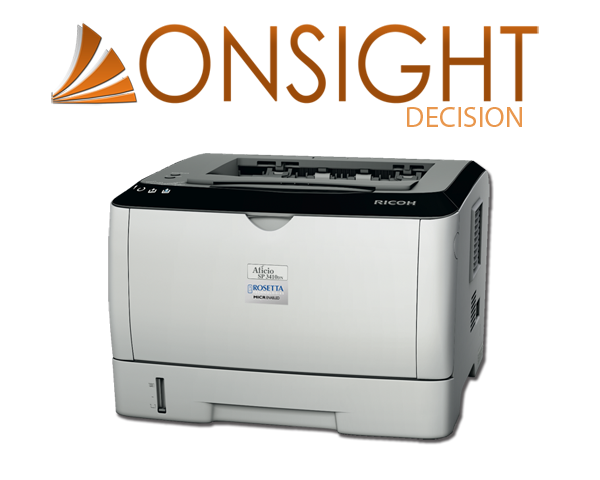**NEW** Rosetta OnSight Decision All-In-One IRD Solution