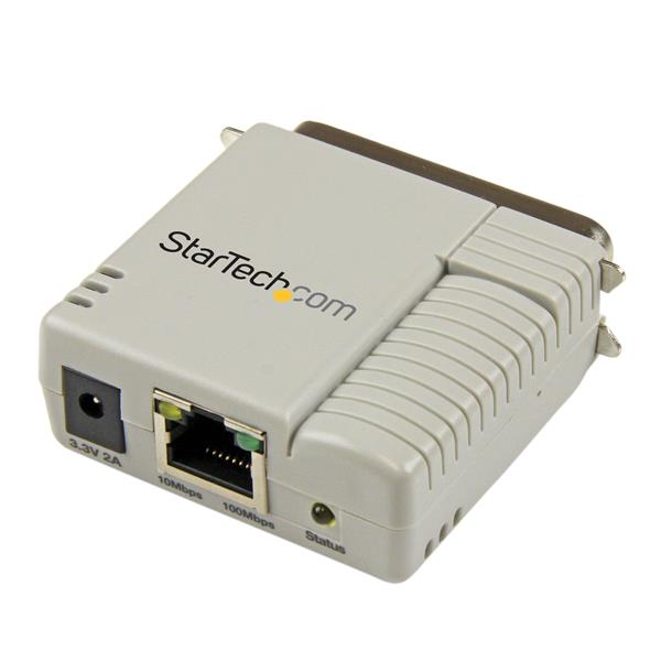 StarTech Ethernet to Parallel Network Print Server