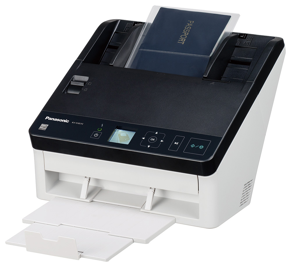 KV-S1057C Color Workgroup Scanner