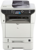 Ricoh Aficio SP 3410SF B&W Multifunction Printer