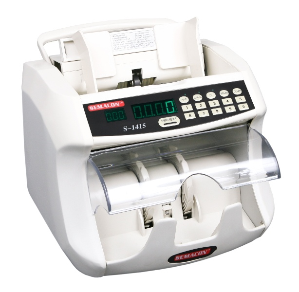 **DISCONTINUED** Semacon S-1415 Currency Counter