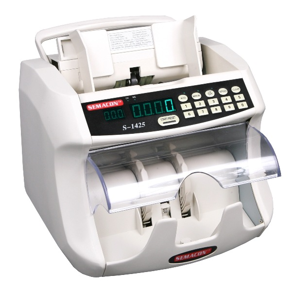 **DISCONTINUED** Semacon S-1425 Currency Counter
