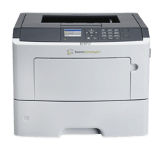 Source Technologies ST9717 MICR check printer