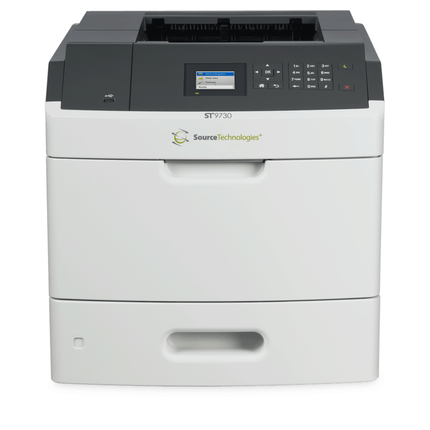 Source Technologies ST9730 MICR check printer