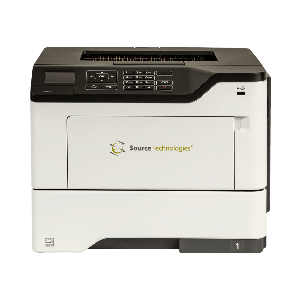 Source Technologies ST9820 MICR Check Printer