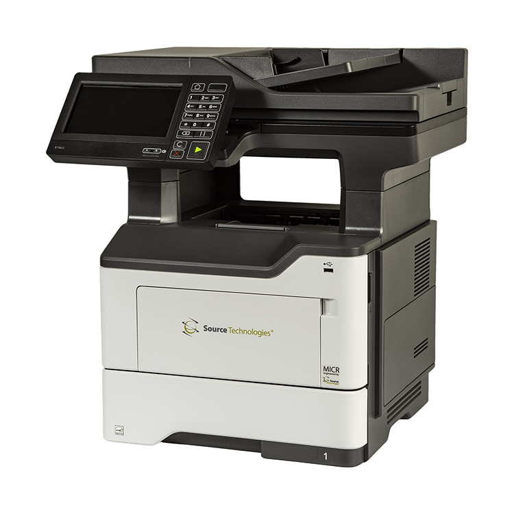 Source Technologies ST9822 MICR Check Printer