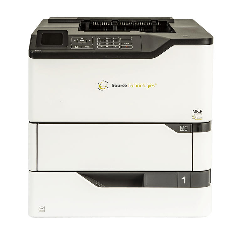 Source Technologies ST9830 MICR Check Printer