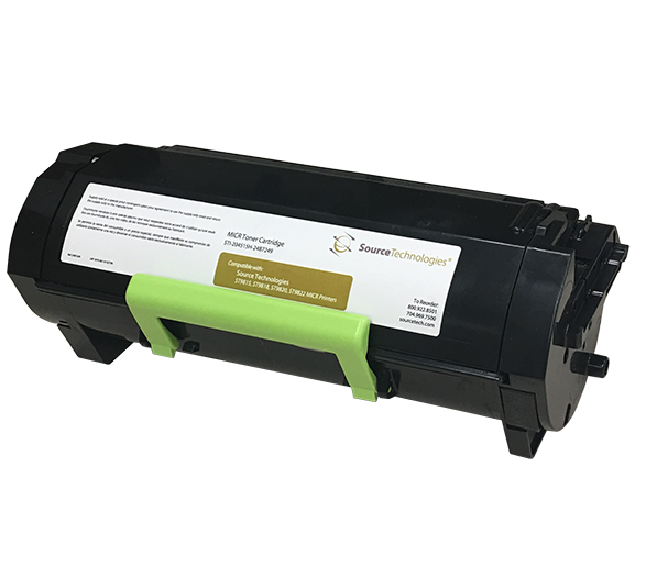5K MICR Toner for ST9815/9818/9820/9821/9822