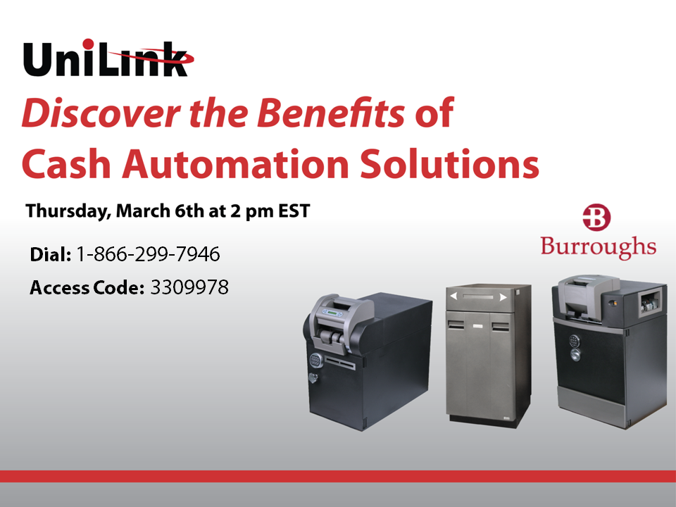 Discover the Benefits of Cash Automation Solutions