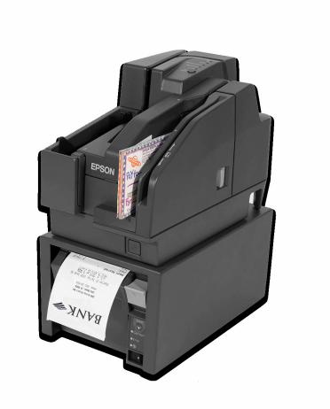 Epson TM-S2000 and TM-T7011 Multifunction Scanner and Printer