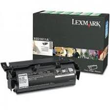 Lexmark X651/652/654/656/658 High Yield Toner