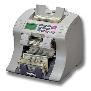 Billcon D-551 Currency Discrimination Counter