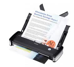 *Discontinued** imageFORMULA P-215 Mobile Document Scanner