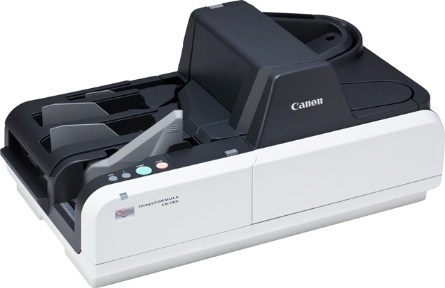 Canon imageFORMULA CR-190i High Speed Check Scanner
