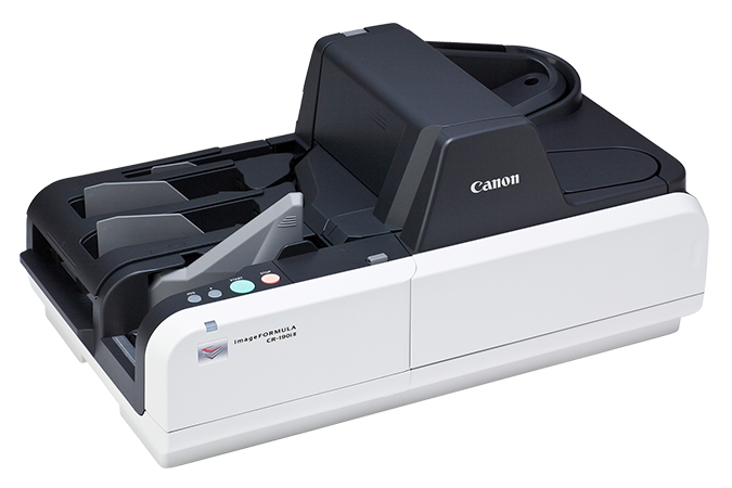 Canon imageFORMULA CR-190i II High Speed Check Scanner