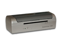 BizCardReader DuplexScan 1210 Card Scanner