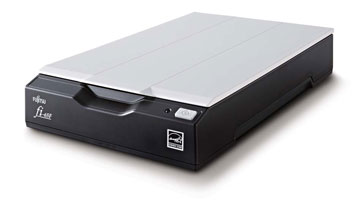 Fujitsu fi-65F High-Speed ID Flatbed Scanner