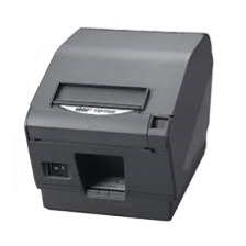 Star TSP743IIU Gray Thermal Printer
