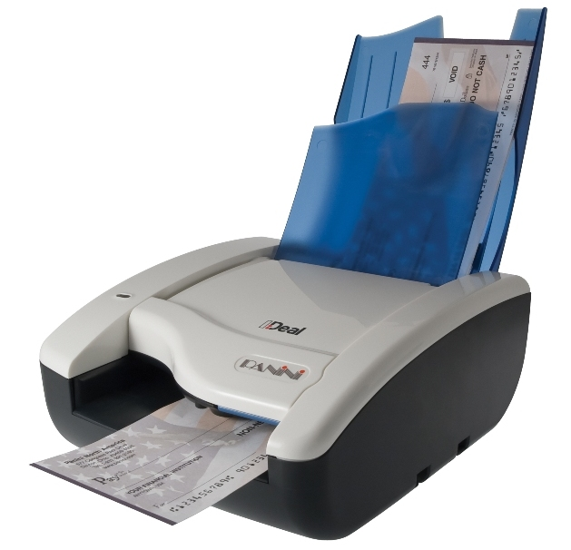 Panini I:Deal Single Feed Scanner